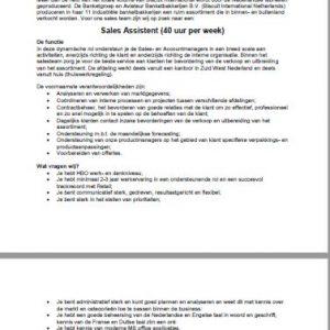 20210722-vacature-tekst-sales-assistent